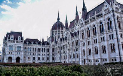 Parlamento de Budapest, 3 días en Budapest