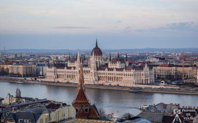 Parlamento desde Bastión de Pescadores