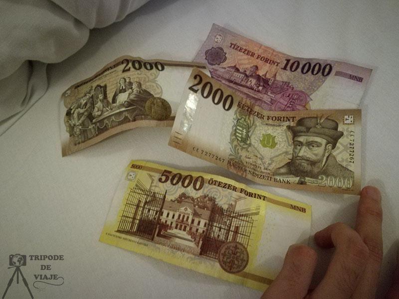 Florines húngaros, el dinero de Hungría. Consejos para viajar a Budapest y cambiar dinero.