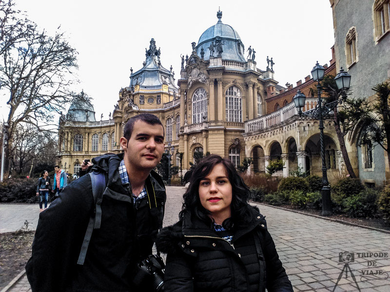 Foto del balneario Széchenyi. Entradas a las atracciones turísticas de Budapest.