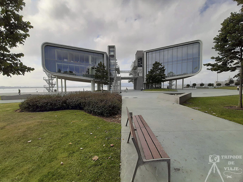 Centro Botín en Santander.