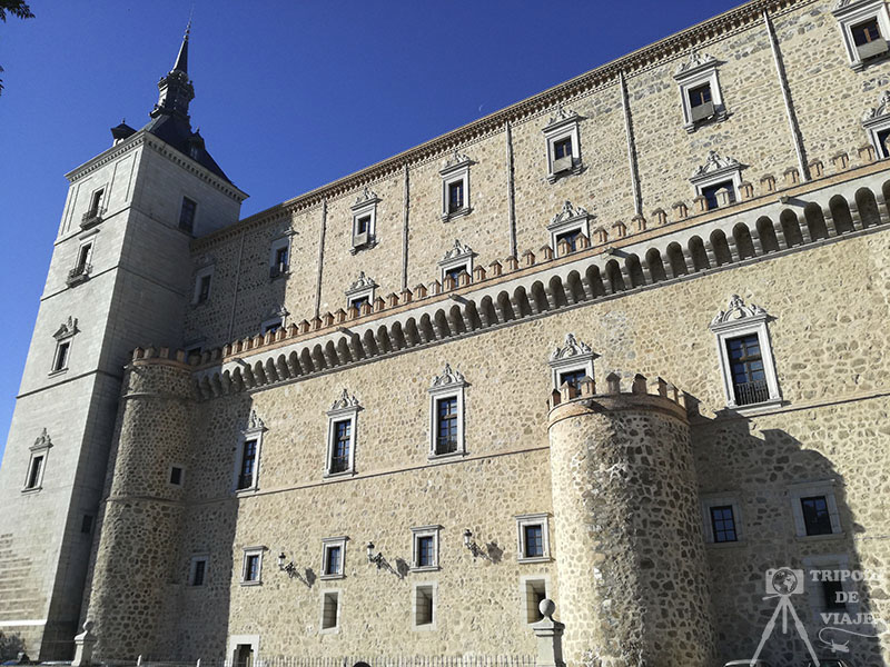 Alcázar de Toledo, entradas a las atracciones turísticas de Toledo.
