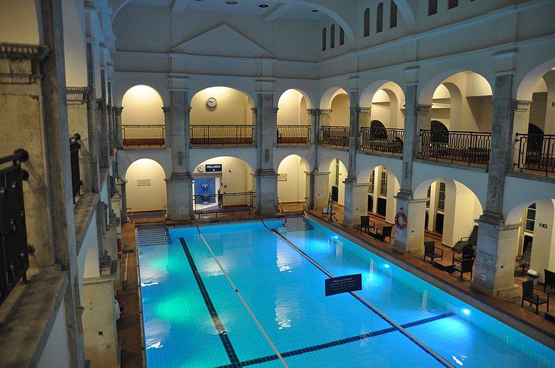 Baños Rudas, uno de los 10 imprescindibles que ver en Budapest.