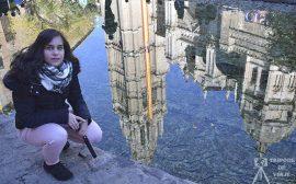 Reflejo de la Catedral de Toledo