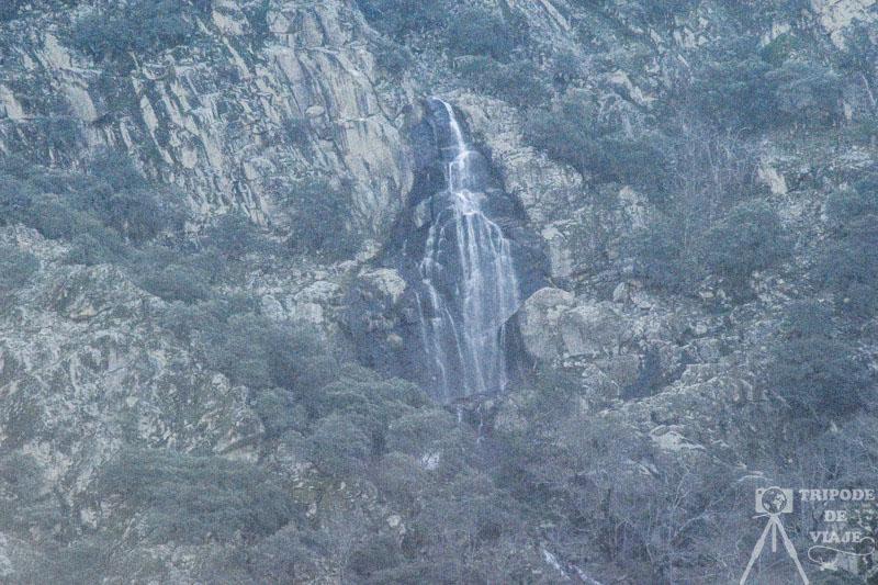 El Manto de la Virgen, una de las cascadas del norte de Extremadura