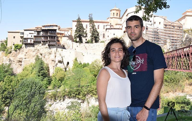 Casas colgadas. Uno de los 10 imprescindibles que ver en Cuenca.