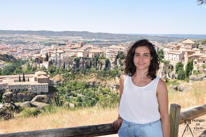 Vistas de la ciudad desde el Mirador Cuenca.