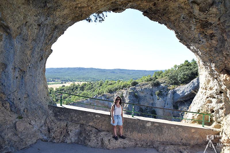 Vistas del Ventano del Diablo. Qué ver en Cuenca en 1 día.
