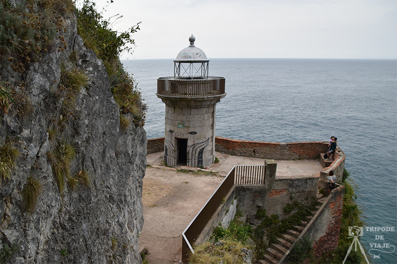 Faro del Caballo, Santoña.