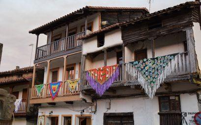 Pueblo Valverde de la Vera.