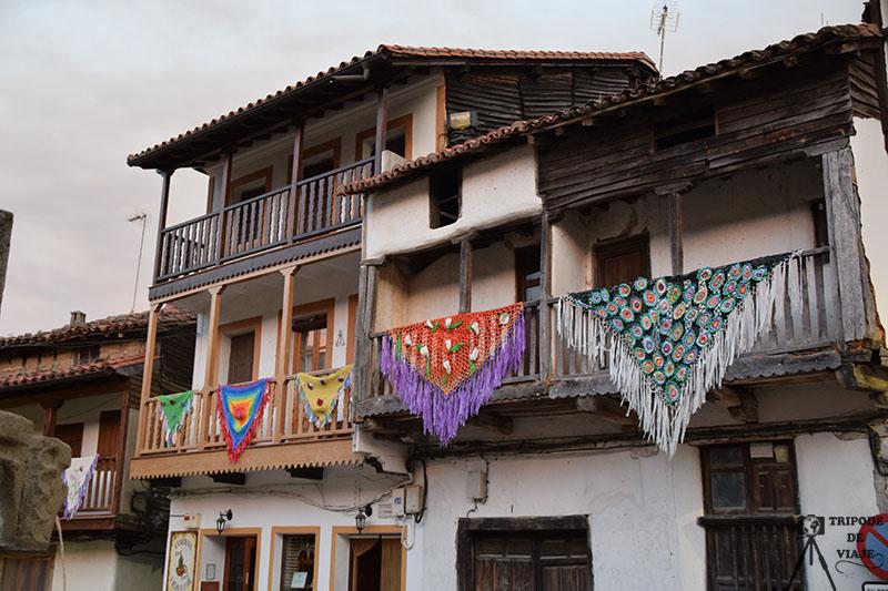 Pueblo Valverde de la Vera, en nuestra ruta de 4 días por la Vera.