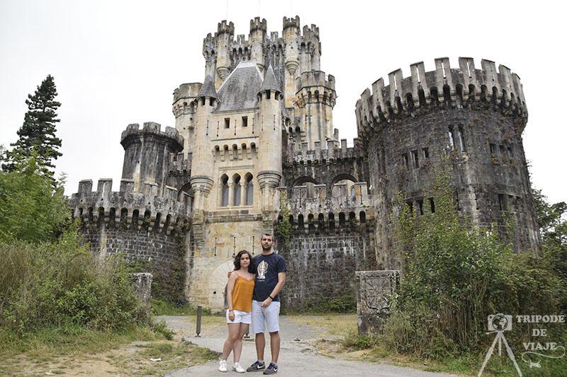 Castillo de Butrón. Los 10 imprescindibles que ver en País Vasco.