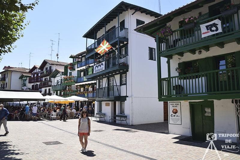 Calle de Hondarribia.