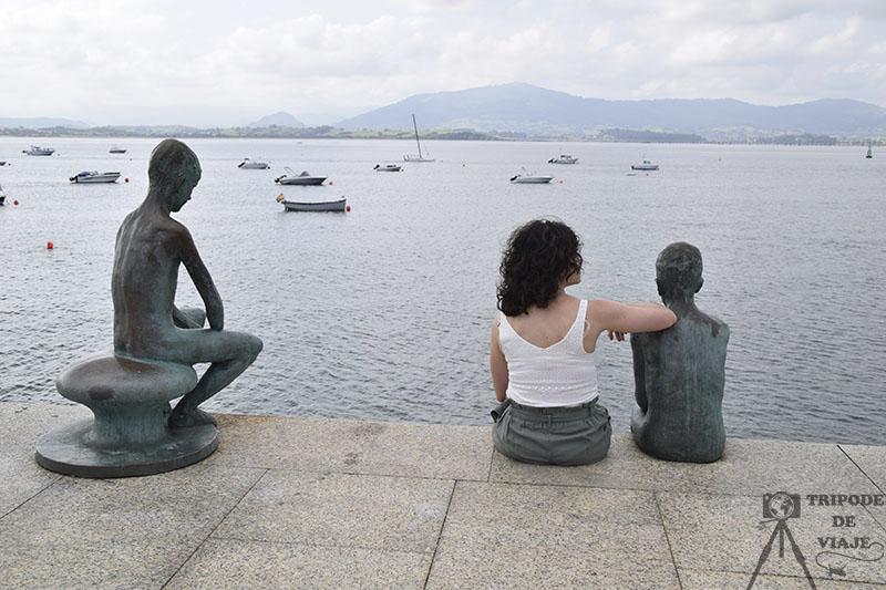 Estatuas de los Raqueros