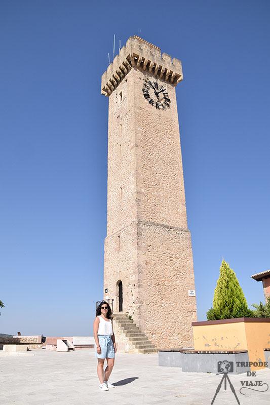 Torre Mangana. Qué ver en Cuenca en un día.