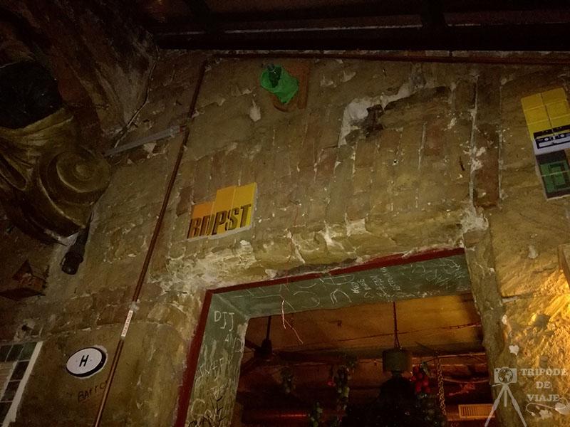 Szimpla Kert, uno de los 10 imprescindibles de Budapest