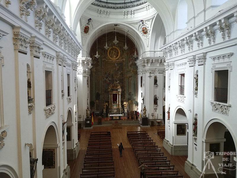Iglesia de los Jesuitas, uno de los 15 imprescindibles que ver en Toledo