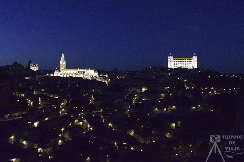 Mirador del Valle en Toledo
