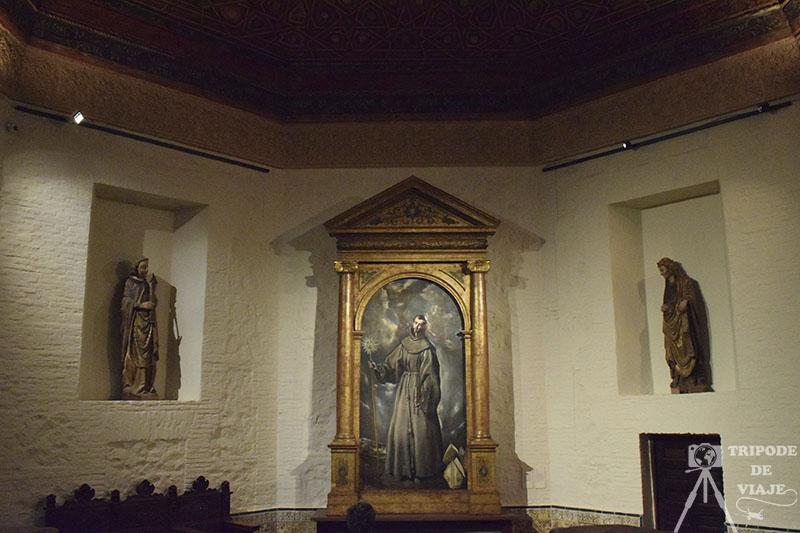 Museo de El Greco, entradas a las atracciones turísticas de Toledo.