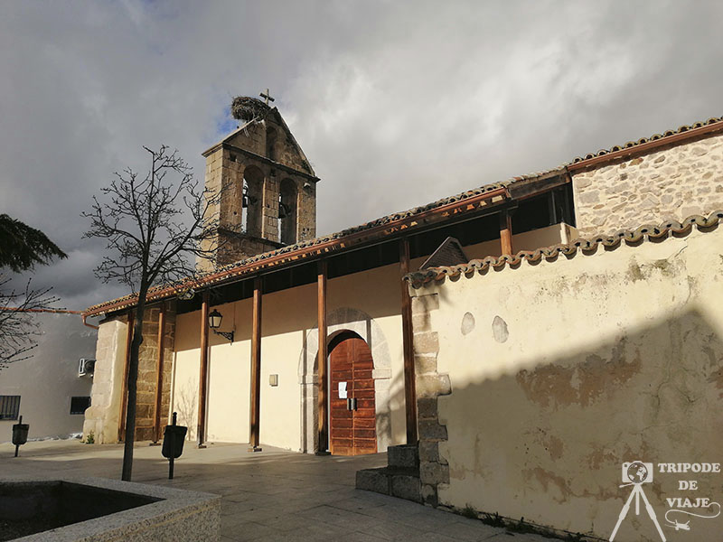Iglesia en Navalafuente