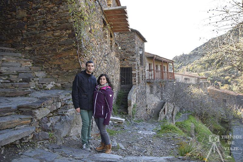 Patones de Arriba, uno de los pueblos bonitos de Madrid.