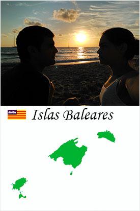 Portada de las Islas Baleares