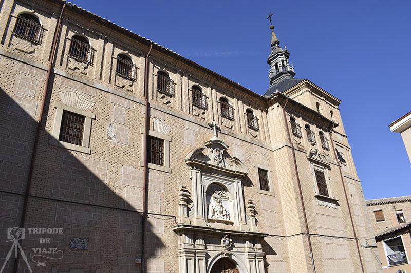 Real Colegio de Doncellas Nobles, uno de los 15 imprescindibles que ver en Toledo