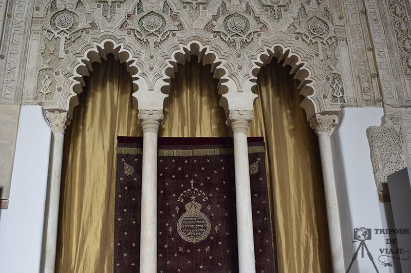 Sinagoga del Tránsito, entradas a las atracciones turísticas de Toledo.