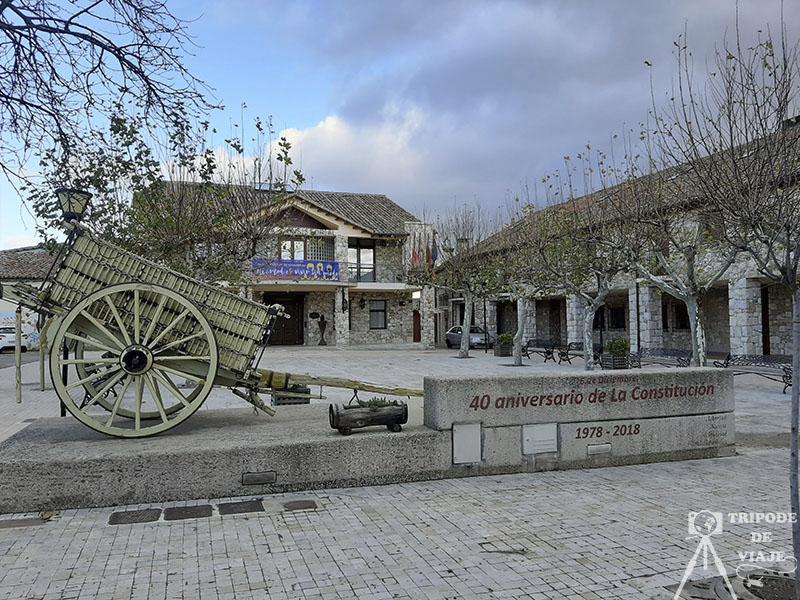 Plaza Torremocha de Jarama