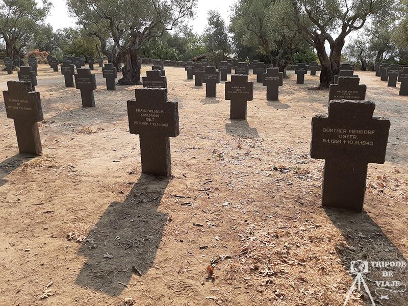 Cementerio alemán en Cuacos de Yuste. Día 3 en la Vera