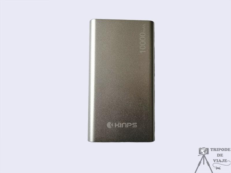 Batería externa portatil.