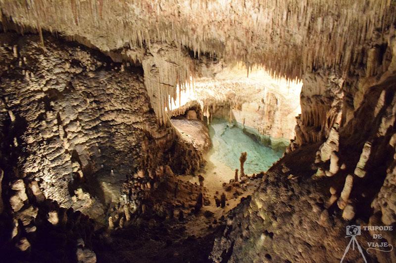 Cuevas del Drach. Uno de los imprescindibles que visitar en Mallorca.