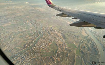 Hungría desde el aire