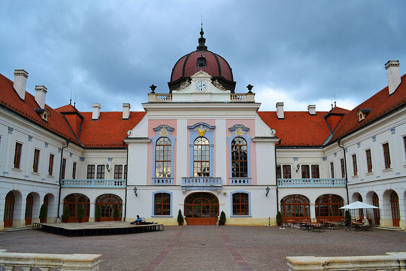 Palacio Gödöllö
