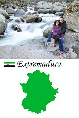 Portada de Extremadura