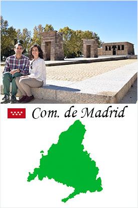 Portada de la Comunidad de Madrid