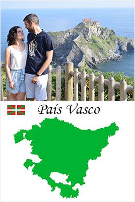 Portada del País Vasco