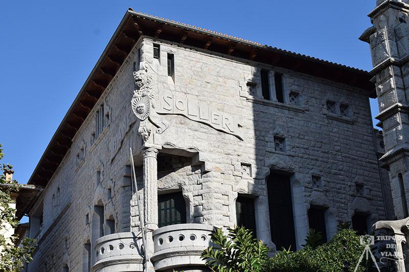 Pueblo de Sóller. Uno de los sitios imprescindibles que ver en Mallorca.