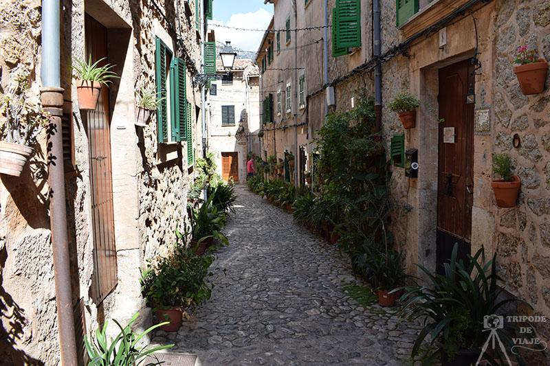 Calle de Valldemosa.